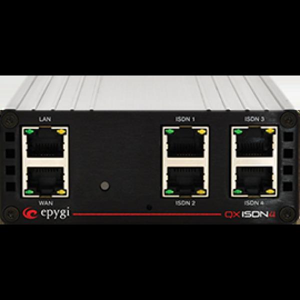 QX-ISDN-04P0