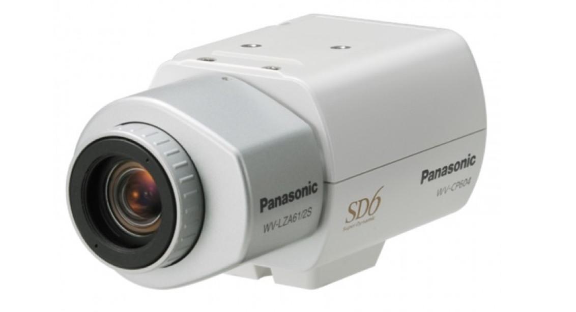 WV-CP624P