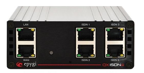QX-ISDN-0400